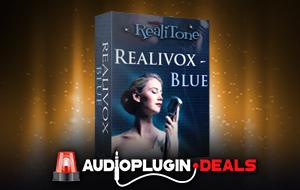 Realivox Blue by Realitone - Audio Plugin Deals