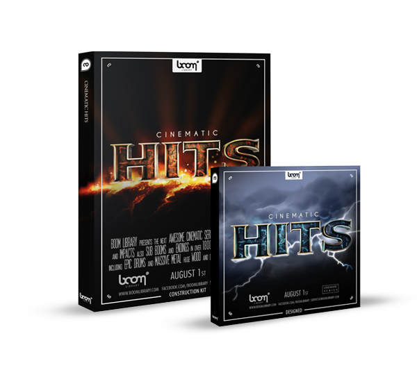 Cinematic Hits Bundle by BOOM Library