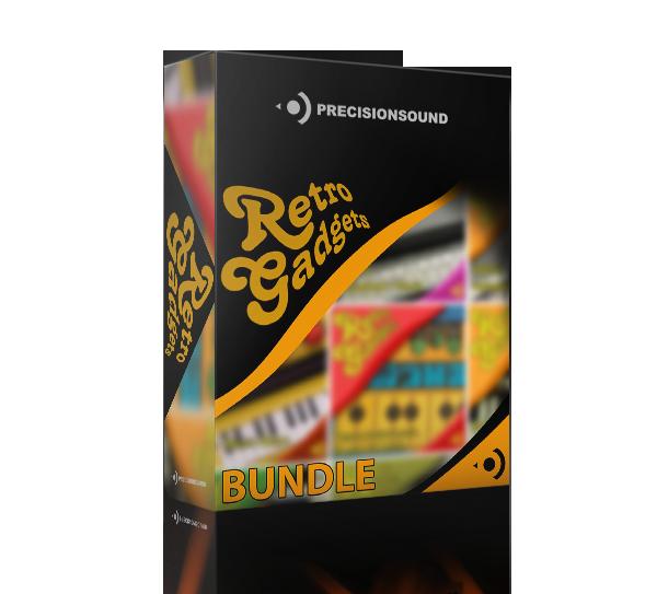 retro gadgets bundle