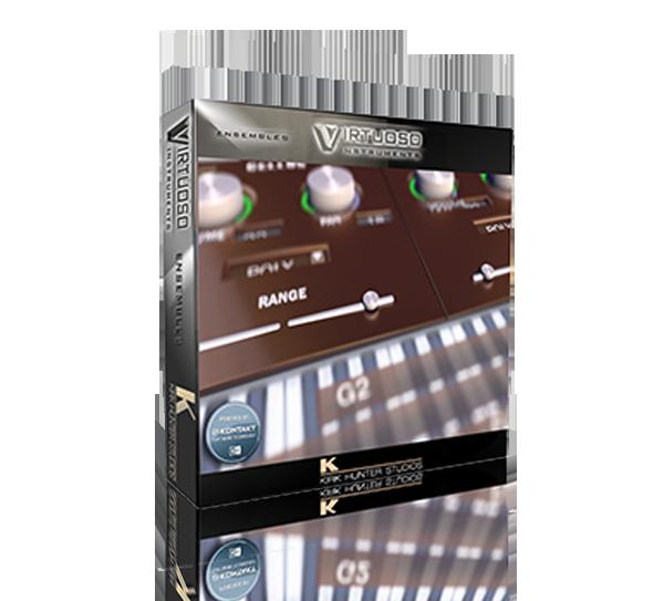 virtuoso ensembles by kirk hunter studios