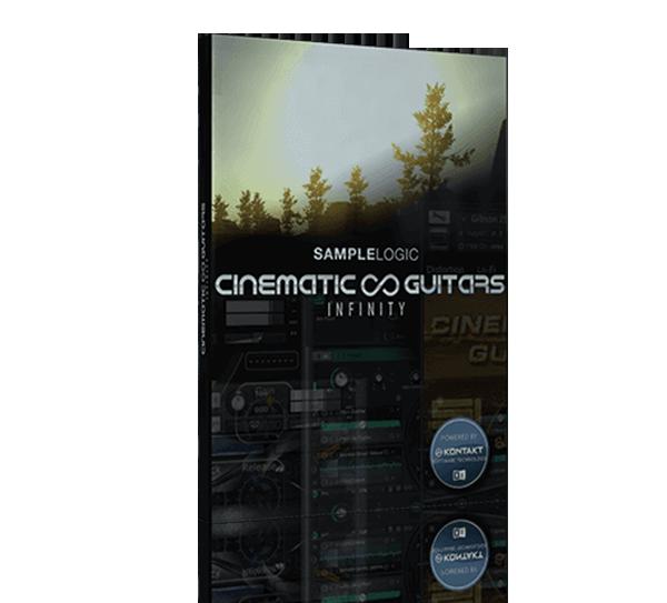 Cinematic Guitars Infinity by Sample Logic