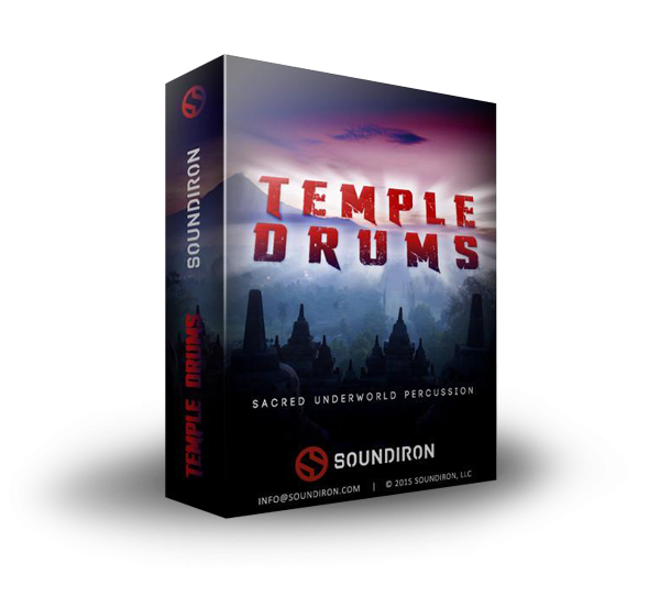 SOUNDIRON Temple Drums - Audio Plugin Deals