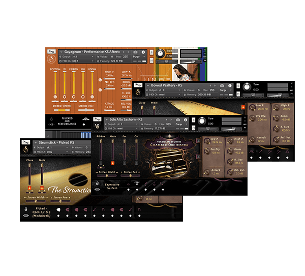 73% off Beyond the Orchestra Bundle by Versilian Studios