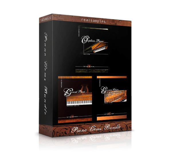 realsamples piano gems bundle