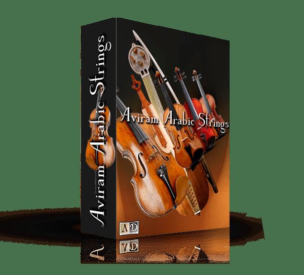 Aviram Arabic Strings by Aviram Dayan Production - Audio Plugin Deals
