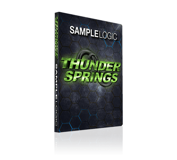 thunder springs by sample logic