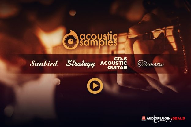 WATCH] Checking Out AcousticSamples 4-in-1 Guitar Bundle - Audio