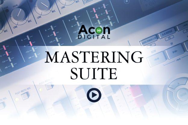 acon digital mastering suite