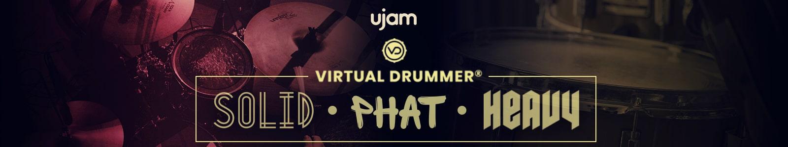 ujam virtual drummers bundle