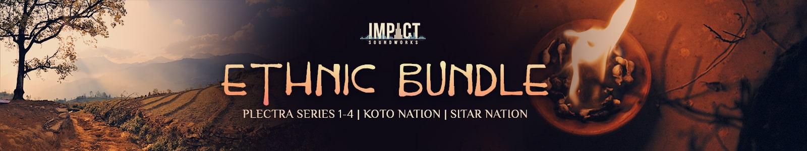 Ethnic Instruments Bundle by Impact Soundworks - Audio Plugin Deals