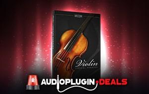 Lyrical Violin Phrases by Sonuscore - Audio Plugin Deals