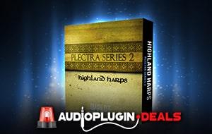 Plectra Series 2: Highland Harps - Audio Plugin Deals