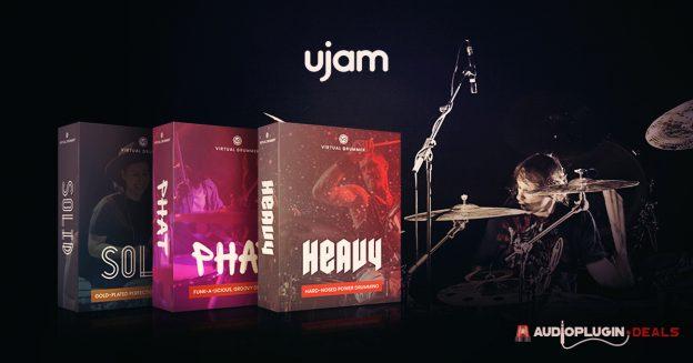 WATCH] UJAM's Virtual Drummers Bundle - Quick Dive - Audio