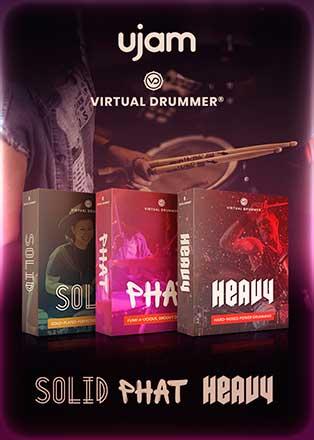 ujam drummers bundle