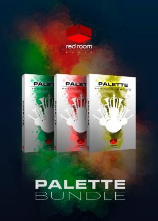 palette bundle by red room audio