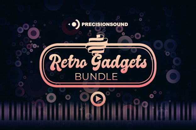 retro gadgets bundle