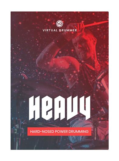 virtual drummer heavy
