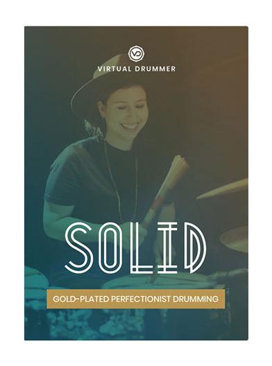 virtual drummer solid