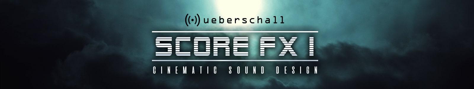 score fx 1 by ueberschall