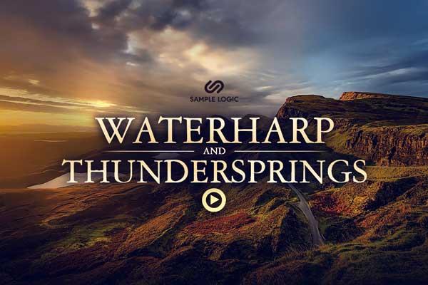 waterharp 2 and thunder springs
