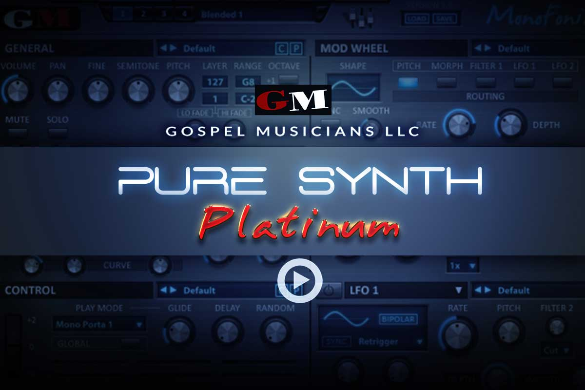 Pure Groove With Pure Synth Platinum 2 - Audio Plugin Deals