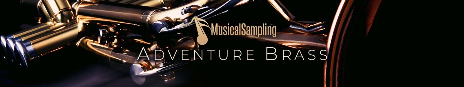 adventure brass by musicsampling