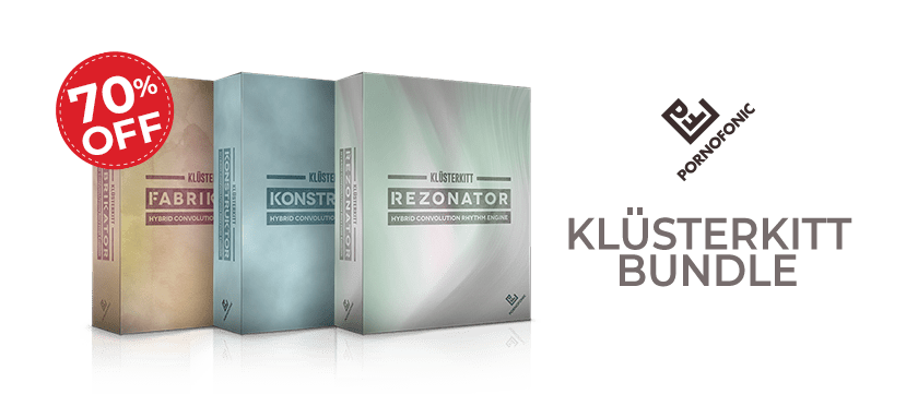 klusterkitt bundle from pornofonic