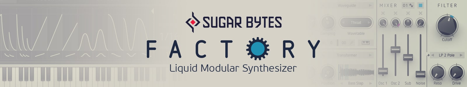 factory by sugar bytes