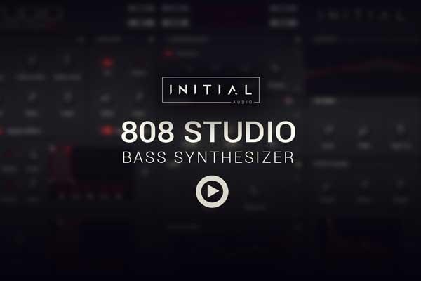 808 studio