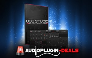 808 studio by initial audio