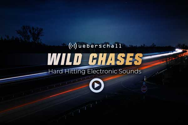 Wild Chases by ueberschall - A Quick Look! - Audio Plugin Deals