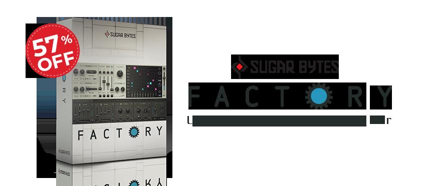factory by sugar bytes
