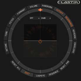 elastik interface