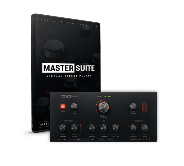 Mastering Suite by Initial Audio