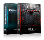 barrage and tranzform by hidden path