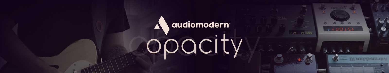 opacity by audiomodern