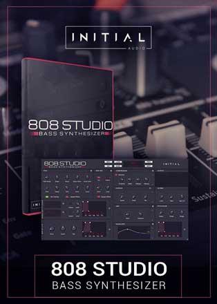 808 Studio by Initial Audio
