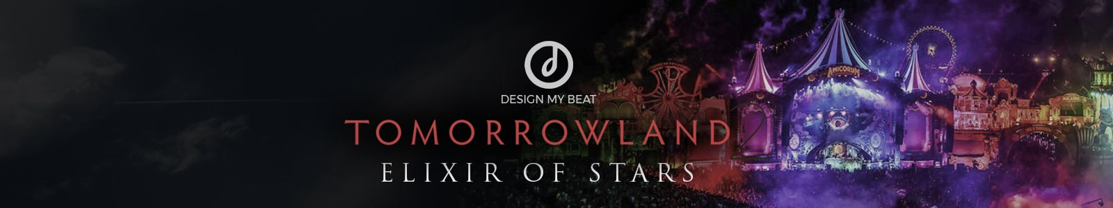 design my beat tomorrowland 2