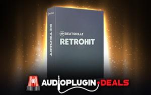 RetroHit 80s Drum Machine