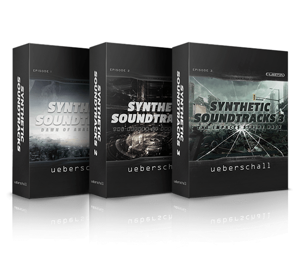 synthetic soundtracks bundle