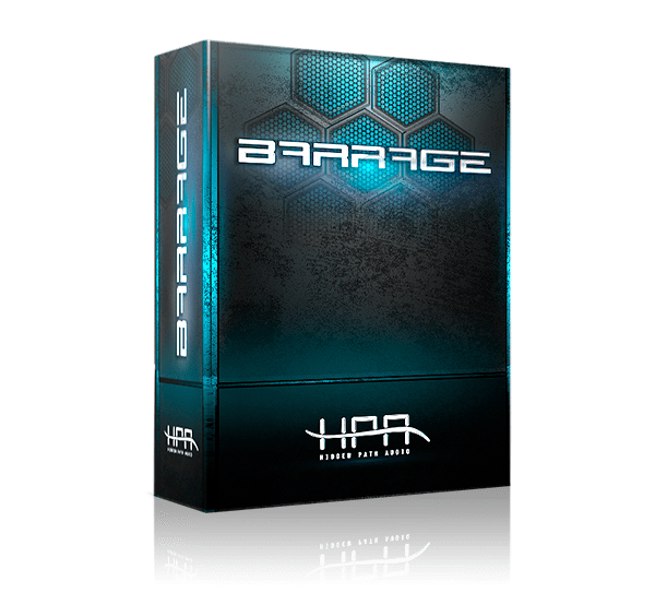Barrage by Hidden Path Audio