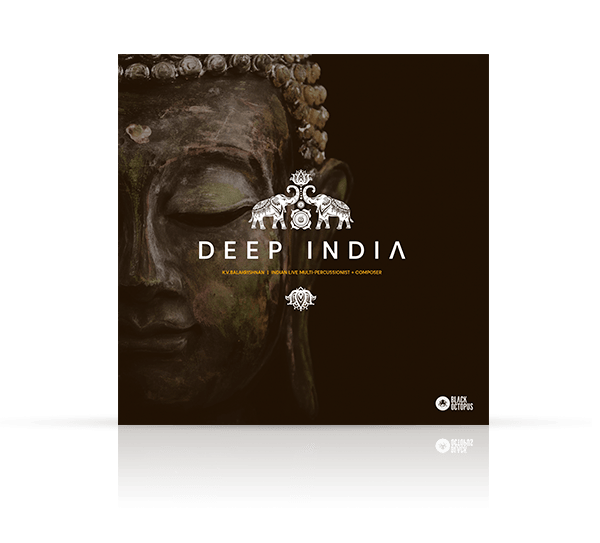 deep india by black octopus