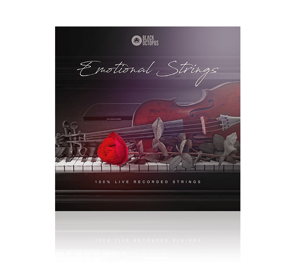 emotional strings by black octopus