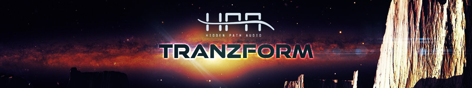tranzform by hidden path audio