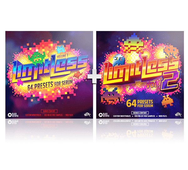 limitless bundle by black octopus