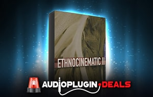 ETHNOCINEMATIC II BY RAST SOUND