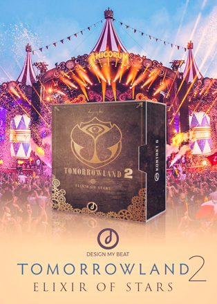 tomorrowland 2 - elixir of stars