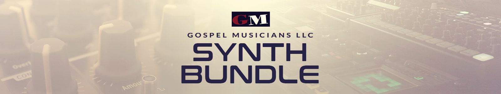 gospel musicians synth bundle