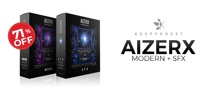KEEPFOREST AIZERX Bundle