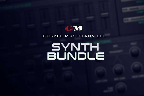 synth bundle by gospel musicians